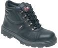 BRIGGS 1400 SAFETY BOOT BLACK SIZE 4