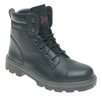 BRIGGS 1900 SAFETY BOOT STEEL MID SOLE BLACK SIZE 3
