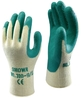 SHOWA 310 GRIP GLOVE GREEN SIZE 10/XL