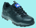 HIMALAYAN 4020 SAFETY TRAINER BLACK LEATHER SIZE 6