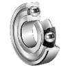 INA MINIATURE BEARING 626-2RS