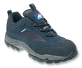 HIMALAYAN 4031 SAFETY TRAINER NON-METALLIC NAVY SUEDE/NYLON SIZE 5