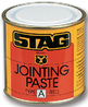 STAG A RED JOINTNG PASTE 400 GM/250 ML TIN 211558