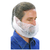 Q-SAFE DISPOSABLE BEARD MASKS WHITE SIZE L PACK OF 100 6930601