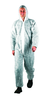 Q-SAFE DISPOSABLE WHITE COVERALL SIZE 2XL 6930583