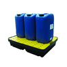 WORKLINE 165104 40 LITRE SPILL TRAY WITH PLATFORM GRID