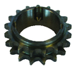 "3/8"" Duplex Sprockets - Taper Bore"