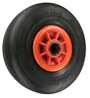 VARLEY V380MCR1 380MM PUNCTURE PROOF MICROCELLULAR TYRED WHEEL WITH POLYPROPYLENE CENTRE