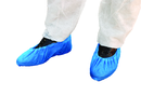 Q-SAFE DISPOSABLE OVERSHOES / HEAVY WEIGHT 400MM PACK OF 100 6930603