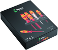WERA VDE 7PC SLOT AND POZI SCREWDRIVER SET 05006148001