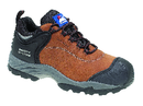 HIMALAYAN 4105 SAFETY TRAINER GRAVITY NON-METALLIC TAN BROWN SIZE 6