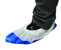 Q-SAFE DISPOSABLE OVERSHOES / ANTI SLIP PACK OF 100 7793086