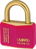 ABUS BRASS PADLOCK T84MB/40 SERIES