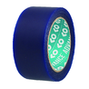 ADVANCE AT45 TRANSLUCENT BLUE PVC LOW TACK PROTECTION TAPE 50MM X 33M 163687