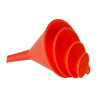 PRESSOL 02 360 ORANGE FUNNELS SET OF 4