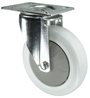 FLEXELLO POLYPROPYLENE SWIVEL CASTOR WHEEL V70V075NYJP04 75MM