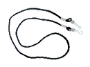Q-SAFE BLACK SPECTACLE CORD 6822359